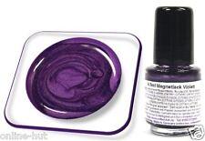 4,5ml Magnetlack, Violett, Magnet, Lack, System, Halter, Teller, Nr. 06
