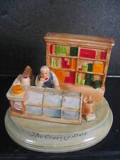 Sebastian Miniatures Old Fashioned Grocery Store
