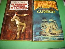 HORNBLOWER VINTAGE BOOKS ~ MR. MIDSHIPMAN FLYING COLORS