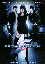 King of Fighters (DVD, 2011)Maggie Q, SEAN Faris, Ray PARK