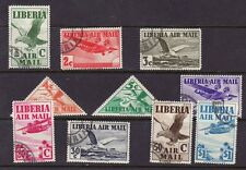 Liberia # C4-13 Complete Fauna Bird Triangle