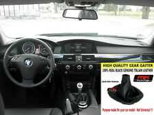 Bmw E60 E61 5 Serie Gear Cover Cambio polaina de arranque
