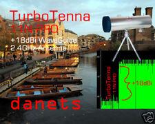 +18dBi TurboTenna WiFi cAntenna 2.4GHz for LINKSYS