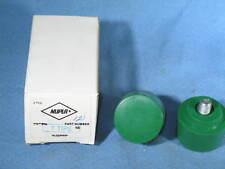 "Pair of 12 T Green Tough 1.2"" Diameter NUPLA Hammer Tips NOS"