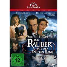 """Der Räuber mit der sanften Hand (ähnlich """"Der Schattenmann"""") Fernsehjuwelen DVD"""