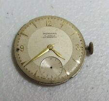 Vintage MORGAN'S 17 Jewel Watch Movement - as is
