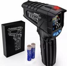 Infrared Thermometer Temperature Gun Mestek Non Laser Digital Thermometers Wi
