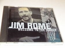 CDA Jim Rome: Welcome to the Jungle (1998 Out Post) Comedy