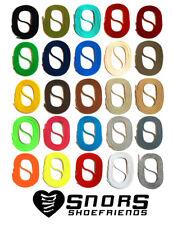 runde SCHNÜRSENKEL 60-150cm, 3mm, RUNDSENKEL für Sneaker Sport- Turnschuhe SNORS