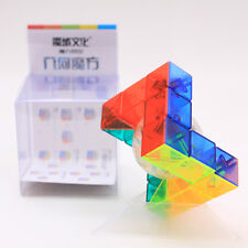 MYMF Geometric A magic cube Entry Level Twist Puzzle Funny Toy Multi-Color