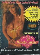 1994 Bench Warmer Series II Factory Set Complete 100 Cards Benchwarmer