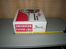 American Flyer Reproduction Big Set Box Only(No Trains For) Late 50'S Sets