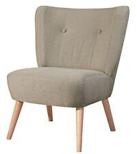 Max Winzer 2791-1100-1644815 Sessel Lara Einzelsessel Flachgewebe Leinenop. D170