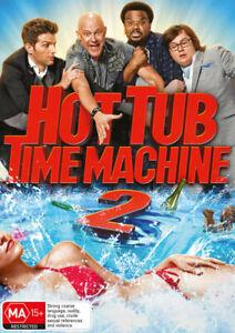 Hot Tub Time Machine 2 - DVD (NEW & SEALED)