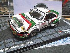 PORSCHE 911 SC Carrera Rallye Monte Carlo 1980 #6 Beguin Armel M IXO Altaya 1:43
