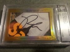 2014 Leaf Executive PETE SAMPRAS & IVAN LENDL CUT AUTO 1/1 1 of 1 PSA DNA JSA