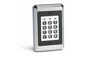 Linear 212iLW, 0-230722 Indoor/Outdoor Flush-mount Weather Resistant Keypad
