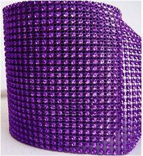 ~~ Diamond Rhinestone Ribbon Mesh Wrap Wedding Home Decorations Supplies ~~