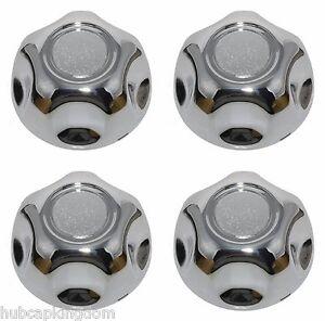 4 NEW FORD EXPLORER RANGER Aftermarket replacement Wheel Center Hub Caps SET