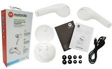Motorola Verve Buds 500 verdadero inalámbrico bluetooth in-ear Auriculares Oído Pods Blanco