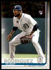2019 Topps Series 2 Ronny Rodriguez #667