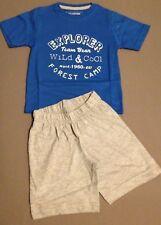 Pyjama short BLK WEAR taille 3 ans