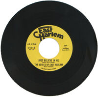 "VOICES OF EAST HARLEM  ""JUST BELIEVE IN ME""    NORTHERN SOUL    LISTEN!"