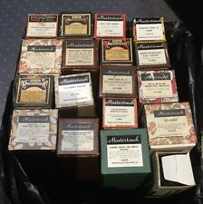 Pianola Rolls - Assorted Brands and Conditions (see other listings)