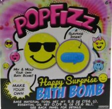 PopFizz Happy Surprise Bath Bomb Kit ~ Make Your Own Bath Bomb