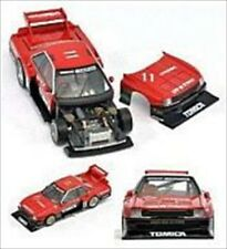 Used 1/64 Tomica Skyline Super Silhouette 1983 Early Type Red Black Tomytec