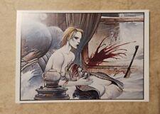 carte postale Bilal Partie de chasse