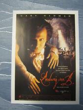Filmplakatkarte   Ludwig van B.  Gary Oldman, Jeroen Krabbé, Isabella Rossellini