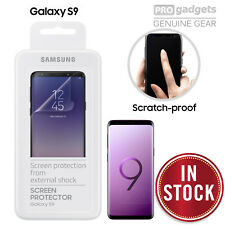 SAMSUNG SM-G965 Galaxy S9+ Film Screen Protector 2pc Pack