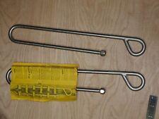 SMC Rappel Rack Bar Descender Steel J Rack Frame Only NEW USA Rappeling