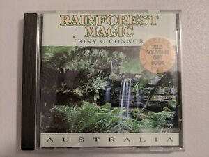 Tony O'Connor Rainforest Music Australia CD