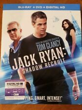 Jack Ryan: Shadow Recruit (Blu-ray, 2014)