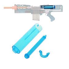 Worker Mod Pump Kits Blue Tansparent for Nerf Zombie Strike Longshot CS-12 Toy