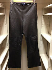 Ann Taylor Genuine Leather Brown Size 6P