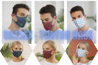 Face Mask Reusable Masks UK Washable Mouth Nose Breathable Protection Cover