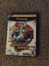 Sonic Adventure 2 Battle Nintendo GameCube Complete