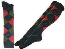 Damen-Socken & -Strümpfe mit Karo/Rauten 36-38 Größe