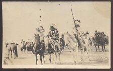 MCINTOSH SD South Dakota c1910 RP Sioux Indian Warriors