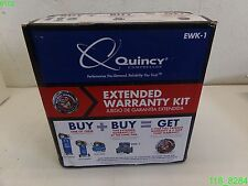 Quincy Maintenance Kit For 20, 26 & 60-Gallon Single Stage Air Compressors EWK-1