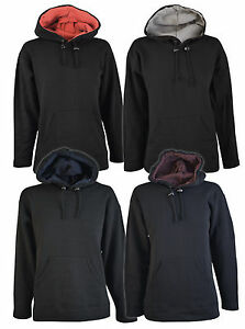 BLACK PULLOVER HOOD HOODED SWEATSHIRT UNISEX HOODIE SIZE X SMALL (32 INCH CHEST)