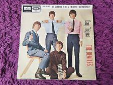 """The Beatles – Day Tripper Vinyl 7"""" EP 1966 Spain  DSOE 16.685"""