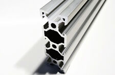 "2060 V-Rail Extrusion - 59"" (1.5m) Length - 4 Pieces"