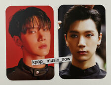 TEN *SET 2 PHOTOCARD OFFICIAL SUPERM WE ARE THE FUTURE TOUR2020 Random WAYV NCT