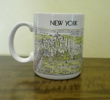Tazza Mug Ceramica New York collez. pers.