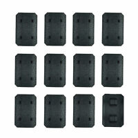 12 or 24 PC M-LOK SNAP-IN Hand Guard Low Profile Slot Cover Panel
