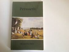 NATIONAL TRUST GUIDE BOOK PETWORTH PAPERBACK BOOK